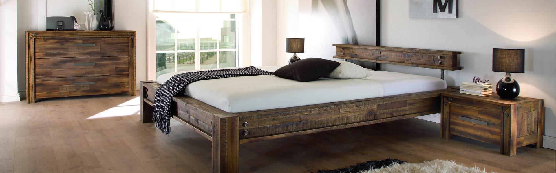 Metallfreie Betten